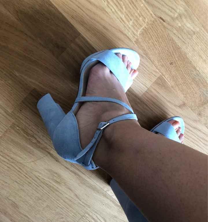 Llegaron mis zapatos - 2