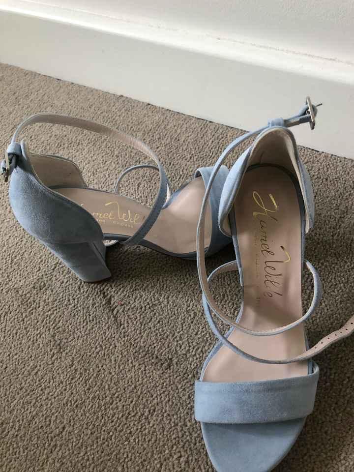 Llegaron mis zapatos - 3