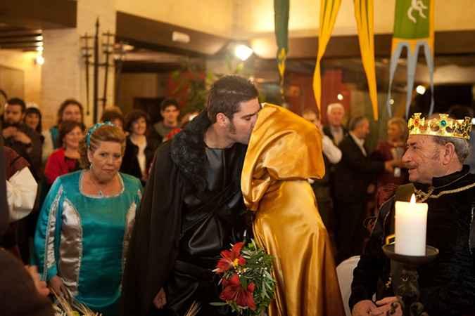 Beso ceremonia