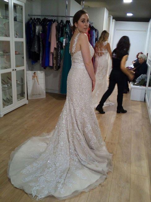 vestidos color marfil o champagne - moda nupcial - foro bodas
