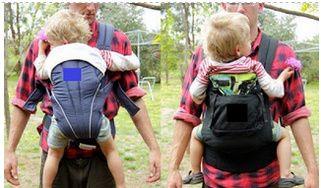 Recomendación fular o mochila de porteo 1