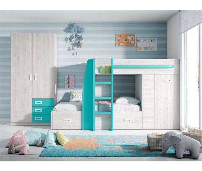 Habitación con literas 1