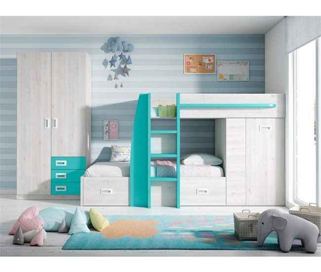 Habitación con literas - 1