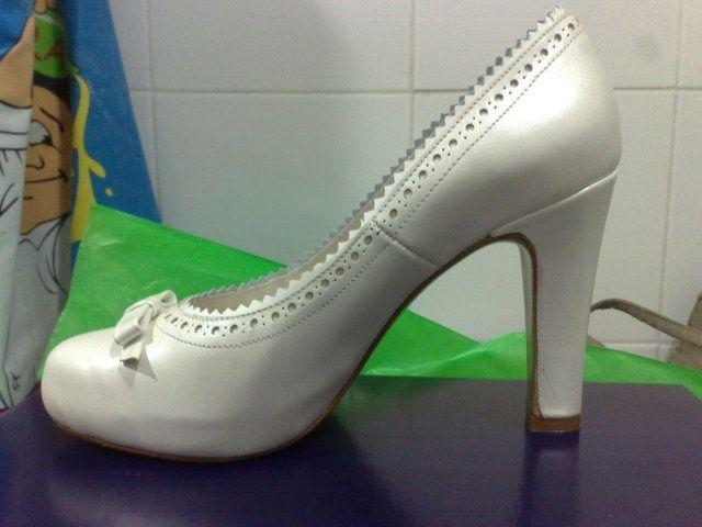 Mis zapatos a medida