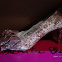 Zapatos de terciopelo - 1
