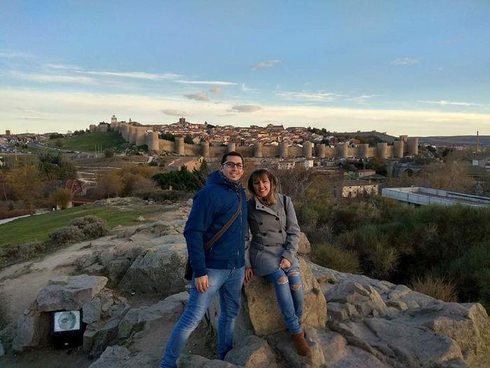 ¡Comparte vuestra foto de pareja favorita! 😍 15