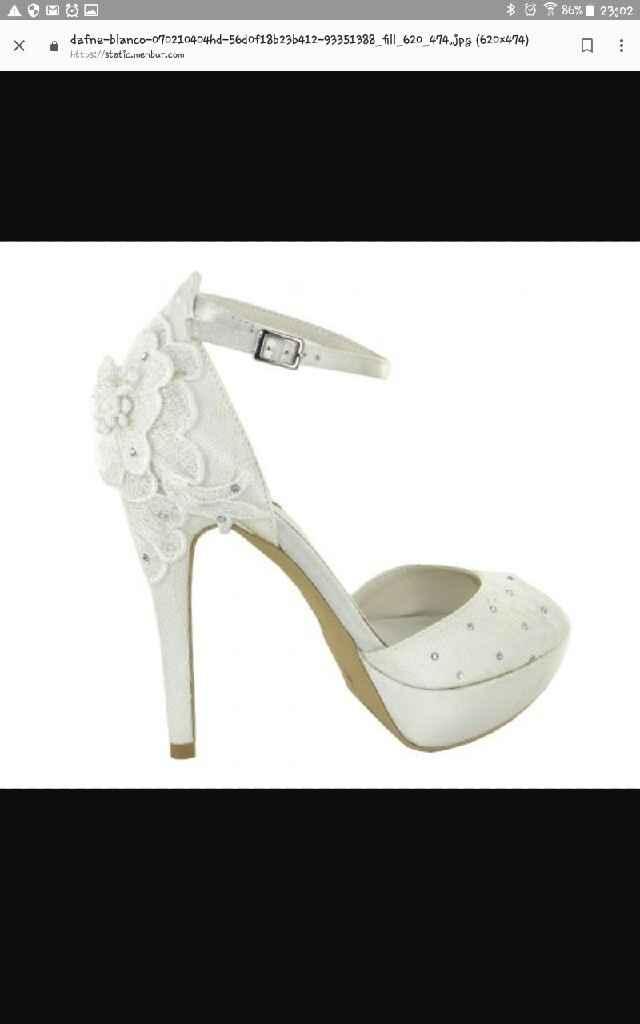 Porfin  tengo zapato!! - 1