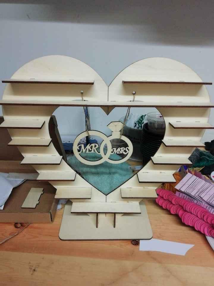 Corazón para el Candy Bar - 3