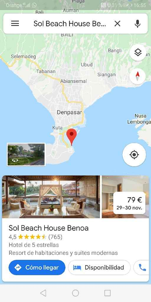 Novios Luna de miel Bali 2020 - 1