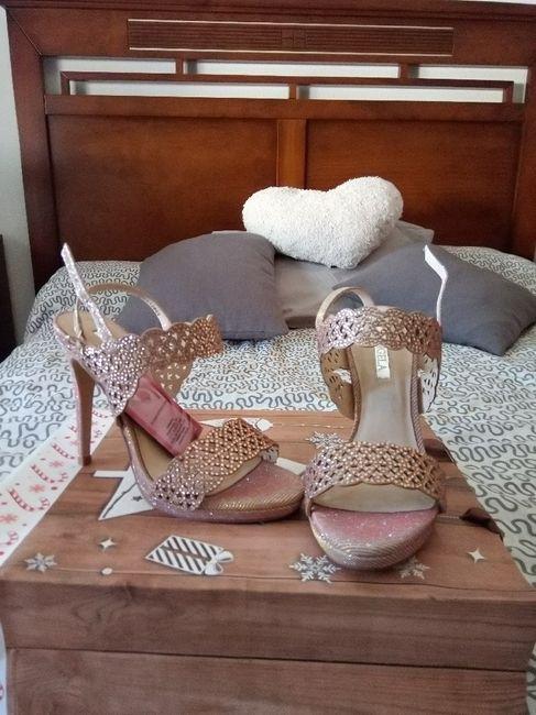 Los zapatos de todas las novias! 6