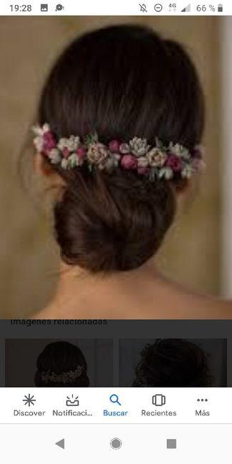 Tiaras,tocados de flores,pedrería,plata,dorado...cual eligiriais?? 11