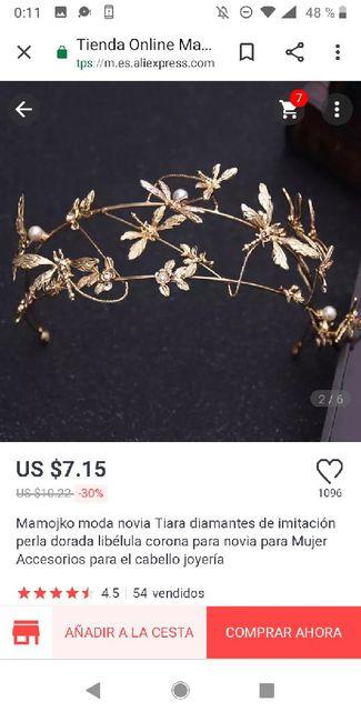 Tocado tiara 8