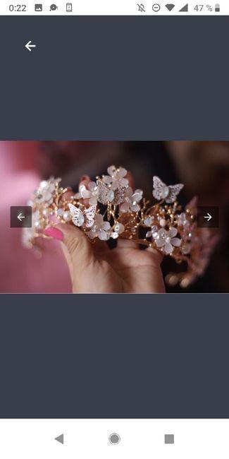 Tocado tiara 11