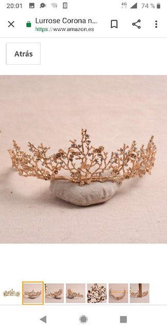 Tocado tiara 3