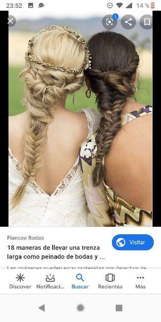 Peinado para pelo liso 17