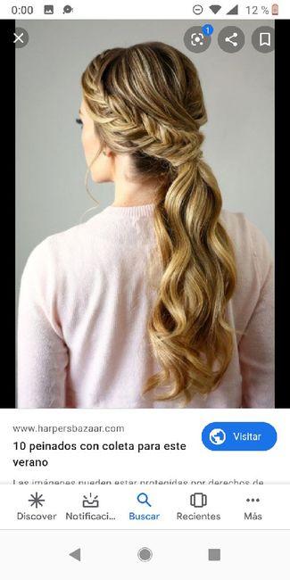 Peinado para pelo liso 4