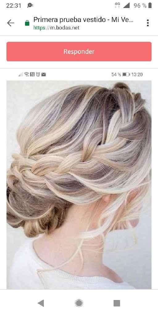 Ideas para peinados. - 1