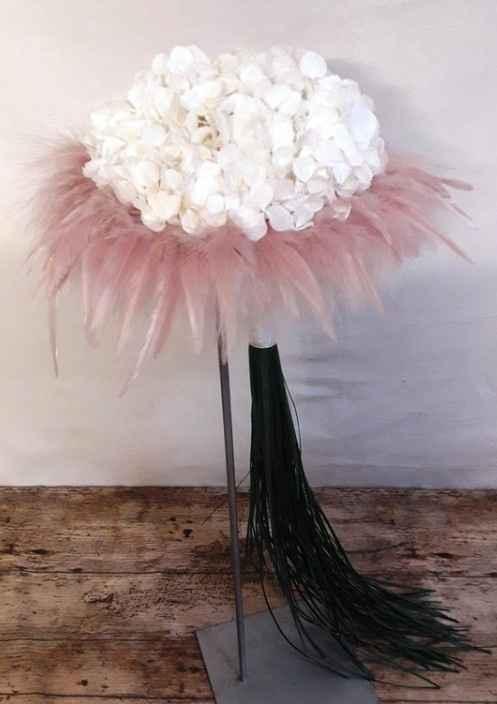 Complementos rosas para la novia - 6