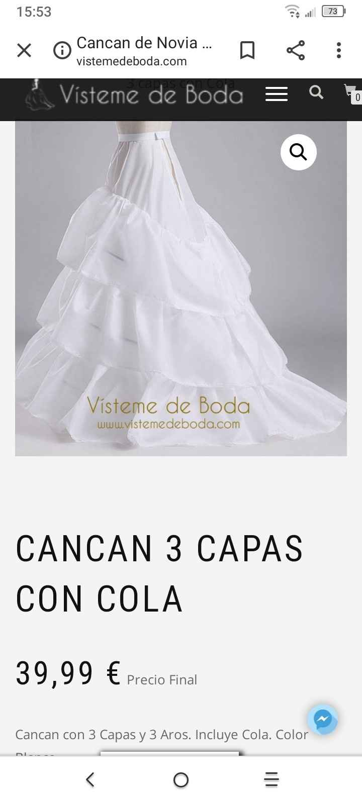 Cancán low cost - ¿Ideas? 7