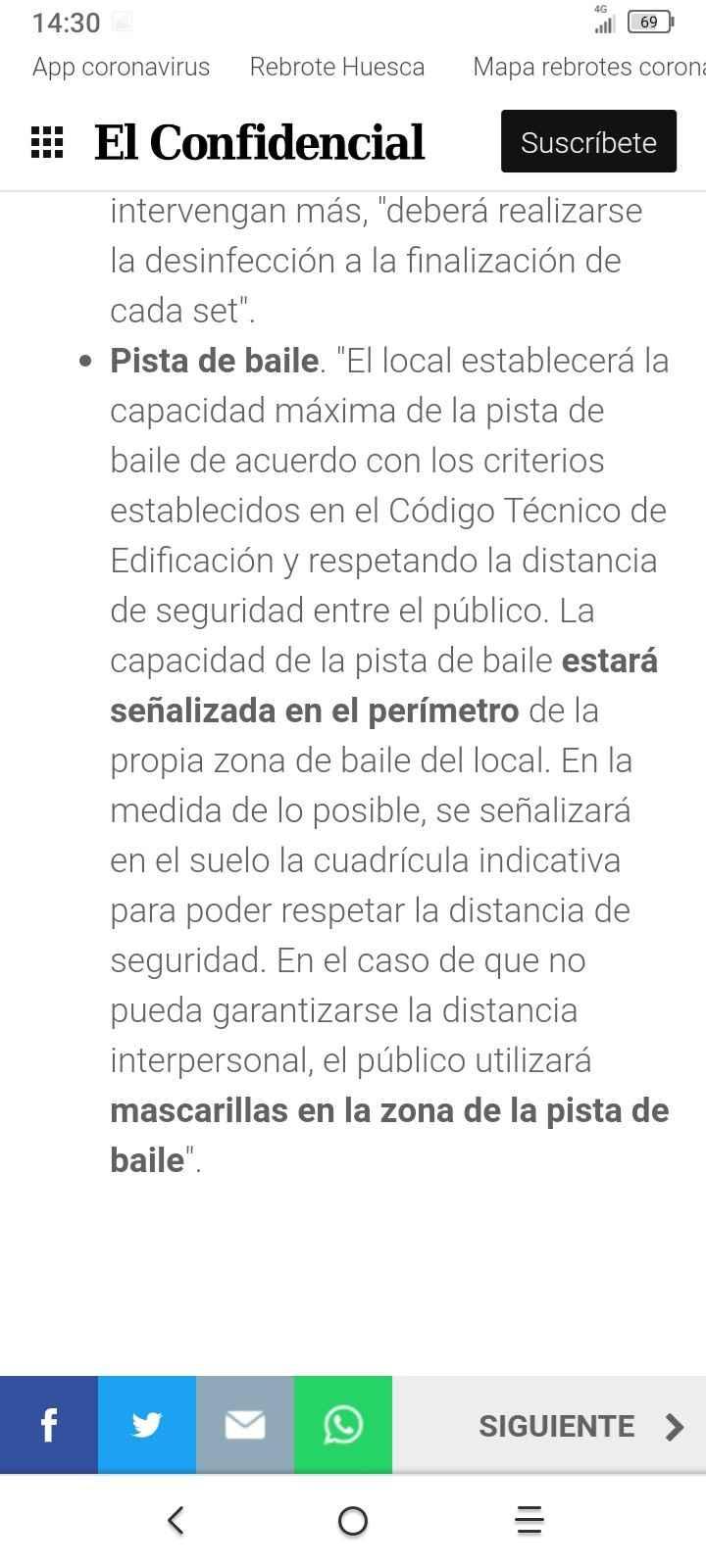 ¿Discoteca abierta en Andalucía? 2