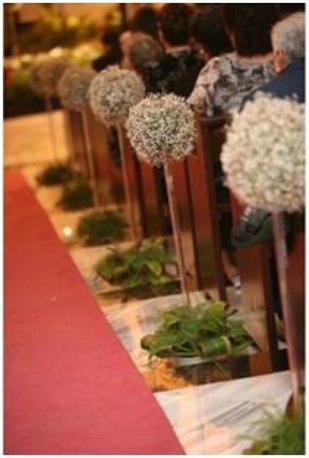 Decorar la iglesia o ceremonia ceremonia nupcial foro - Foro decoracion ...