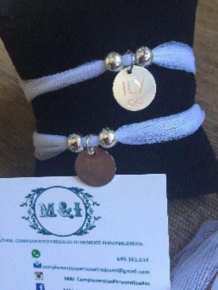 pulseras hechas con vuestro vestido de novia - manualidades - foro