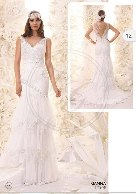 Vestidos novia ibicencos valencia