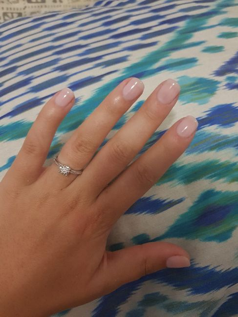 ¿manicura de boda? - 1