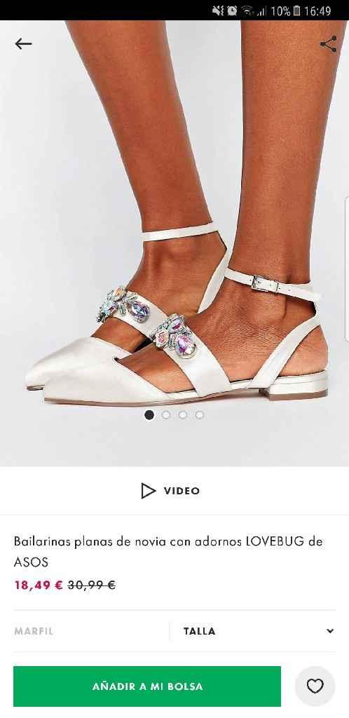 Zapatos de boda! - 1