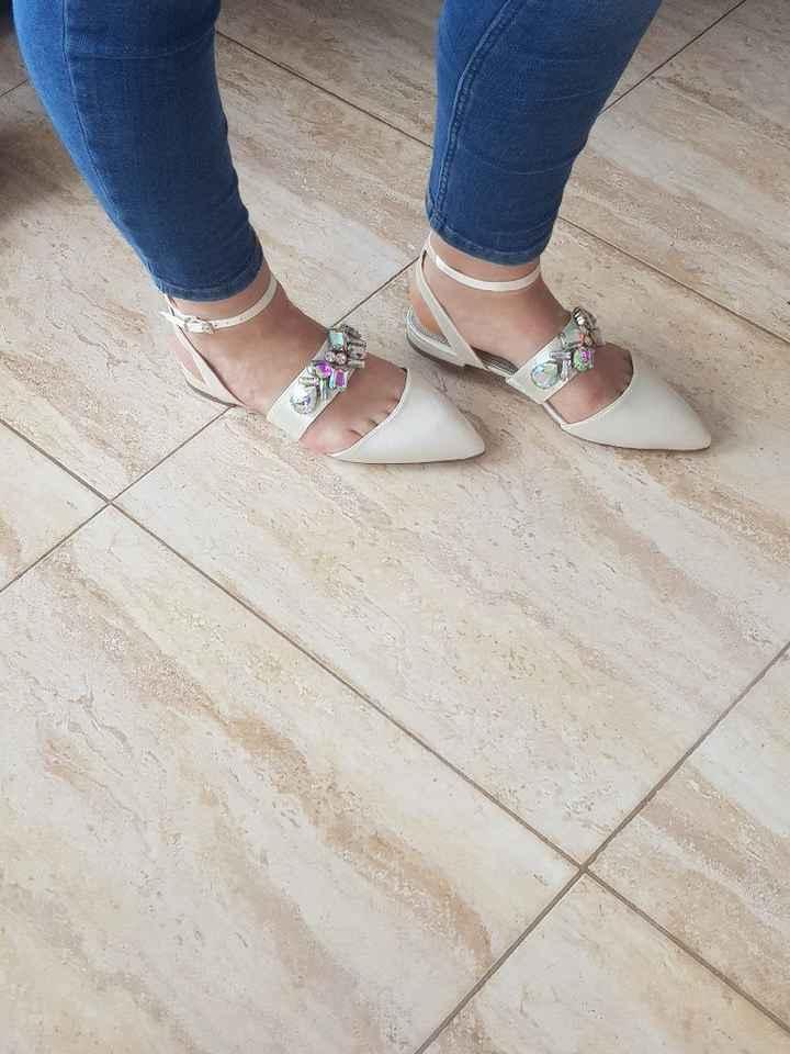 Yo y los zapatos! Otra vez! - 1