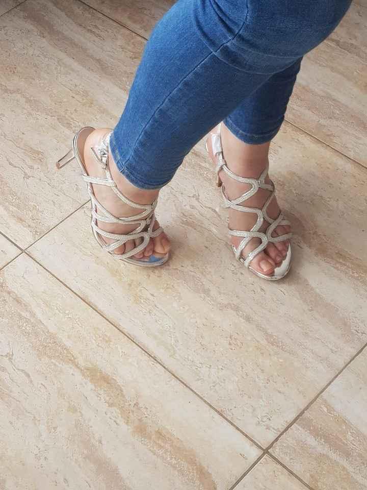 Yo y los zapatos! Otra vez! - 3