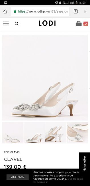 Zapatos de boda! - 2