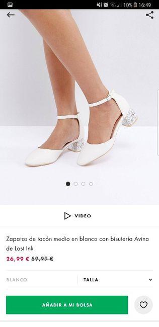 Zapatos de boda! - 3