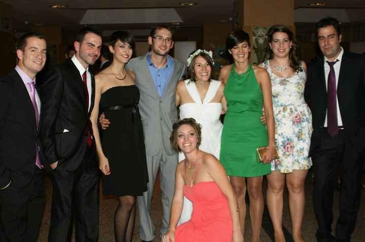 La importancia de tu mejor amiga en tu boda - 2