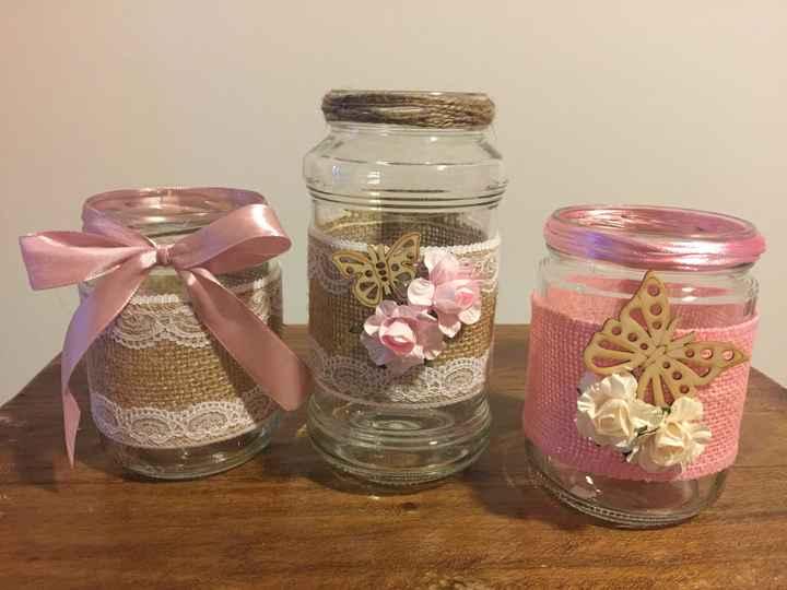 Mis tarritos decorados 😋 - 1