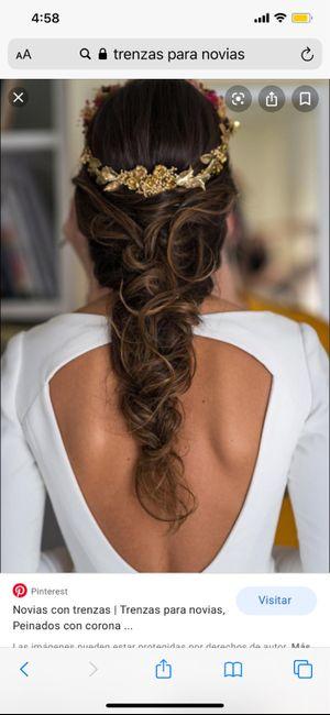 Peinados para bodas ! 9