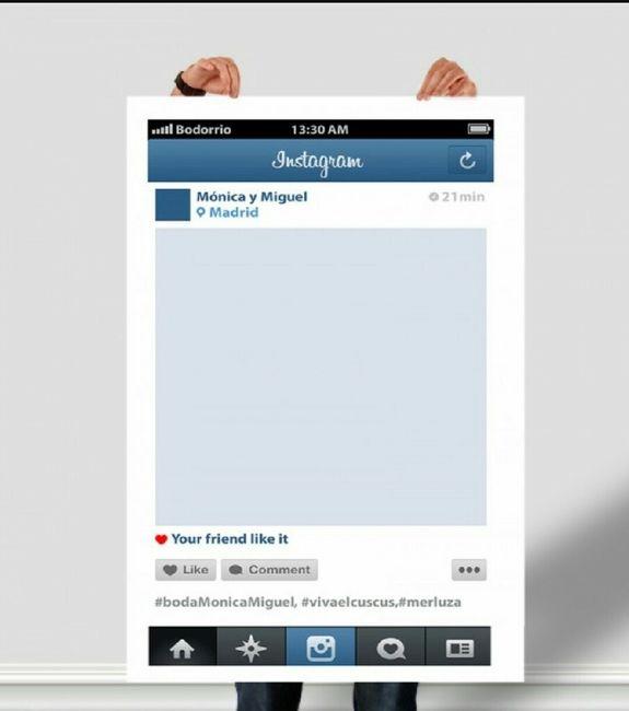 Dyn marco photocall instagram - Manualidades - Foro Bodas.net
