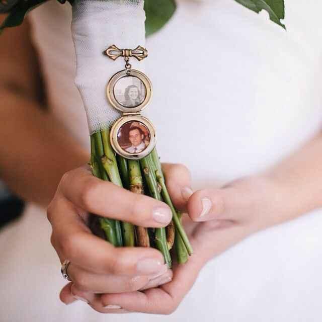 Camafeo ramo de novia - 1