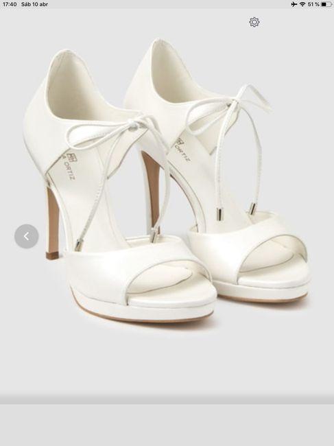 En busca de los zapatos perfectos 1