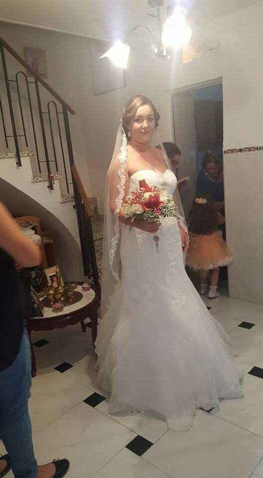 Novios que nos casamos el 8 de Octubre de 2016 en Málaga - 2