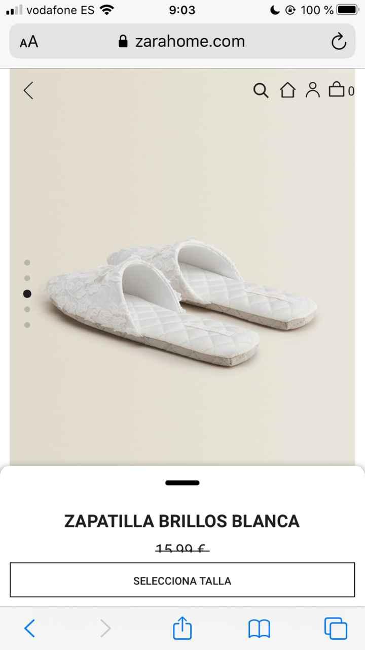 Zapatillas de novia - 2