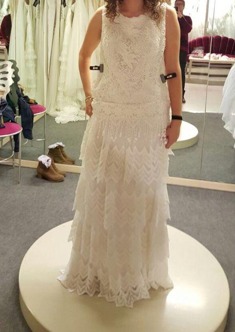 vestido boho chic/hippie - moda nupcial - foro bodas