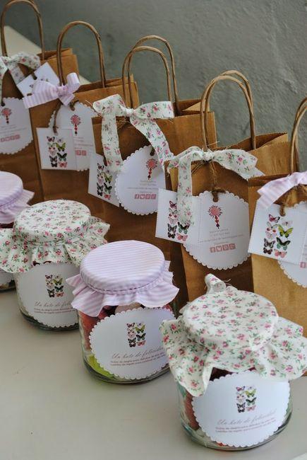 Dulces regalos de bodas manualidades foro for Dulce boda