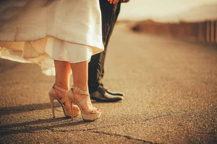 segundos zapatos