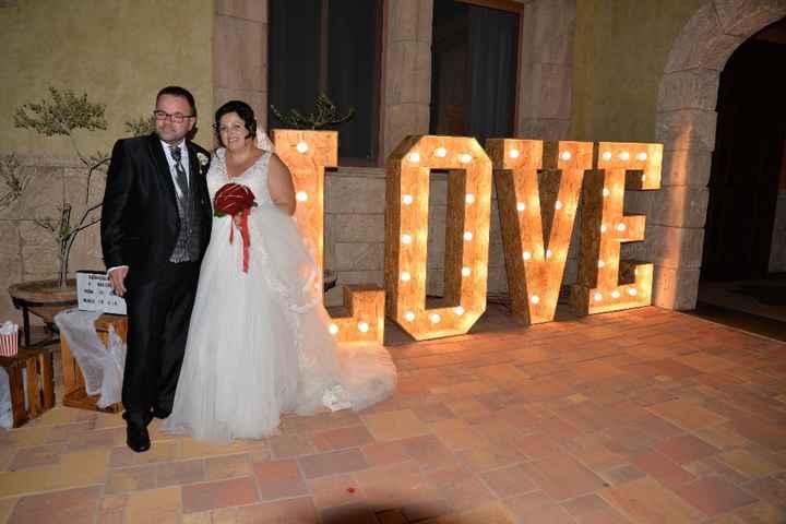 Fotos de la boda. 1