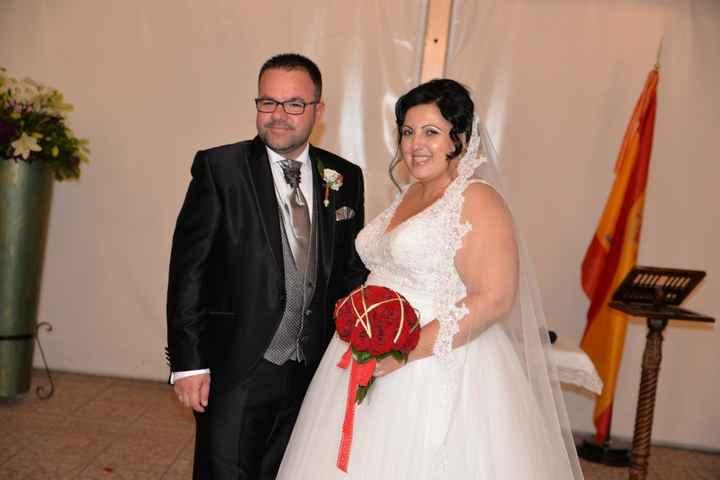 Fotos de la boda. 3