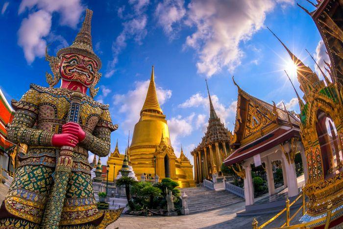 Tailandia y sus templos 1