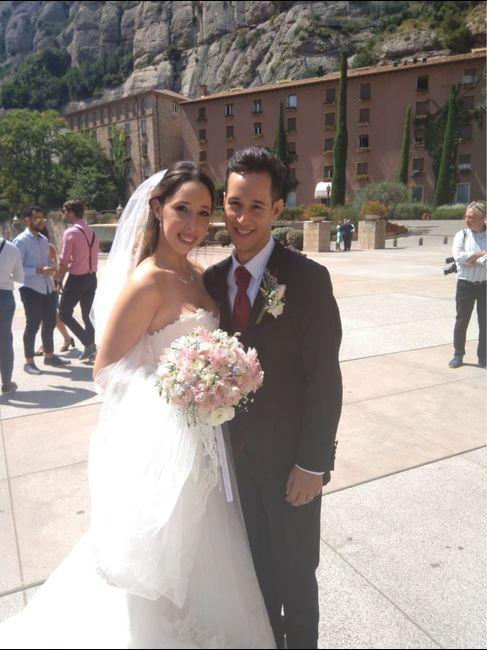 Por fin casados! - 2