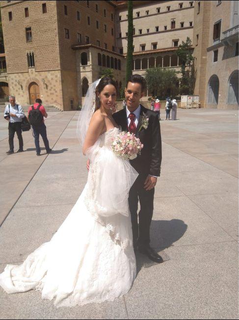 Por fin casados! - 3