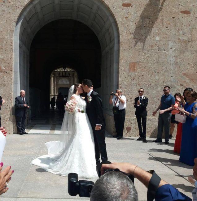Por fin casados! - 6